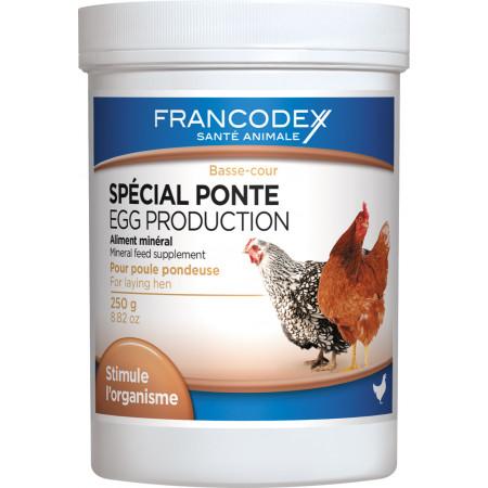 SPECIAL PONTE aliment poule pondeuse 250g