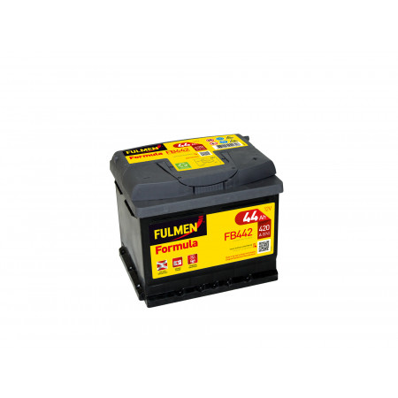 Batterie 12V FULMEN Formula FB442 44Ah 420A +D
