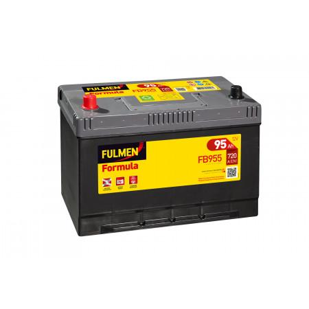 Batterie FULMEN FORMULA 100AH +G