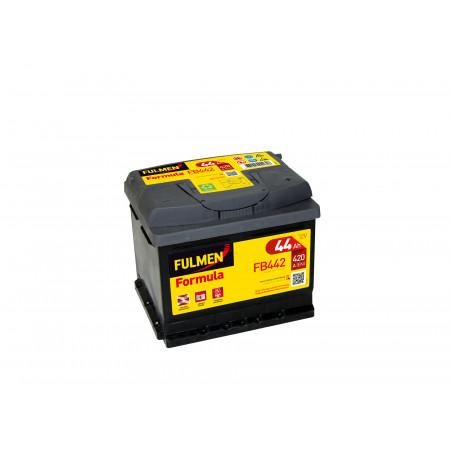 Batterie FULMEN Formula FB442 12V 44Ah 420A +D