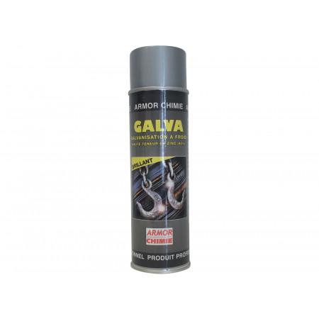 Galvanisation fini brillant aérosol 500ml