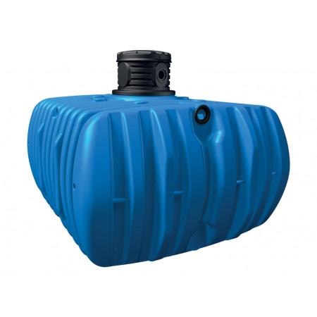 Kit cuve à eau enterrée Habitat Premium Flat 5000L GARANTIA