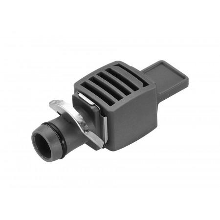 Bouchon pour tuyau poreux Micro-Drip 13 mm X5