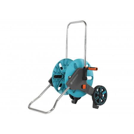 Dévidoir sur roues Ø15 mm 50M Aquaroll M GARDENA