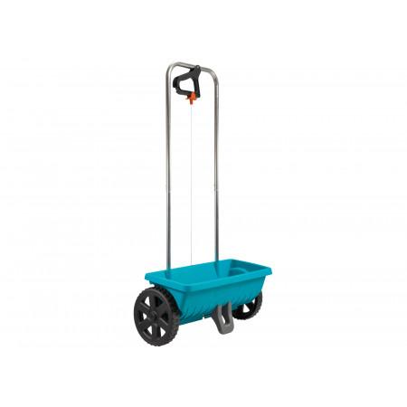 Épandeur à engrais sur roues GARDENA 12,5L