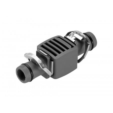 Jonction droite pour tuyau microporeux Ø13 X3 GARDENA