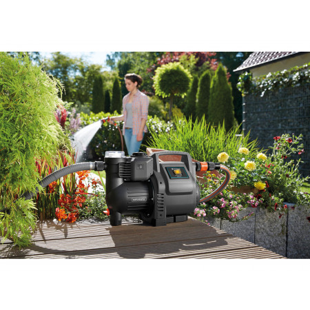 Pompe automatique maison & jardin GARDENA 3500/4E Classic