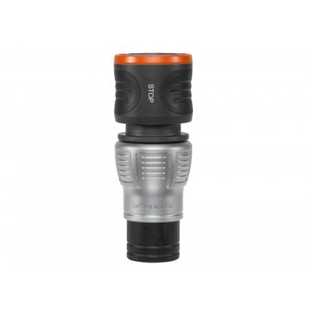 Raccord Aquastop Premium 15mm GARDENA