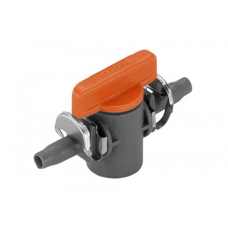 Robinet D'Arrêt Micro-Drip 4.6 mm GARDENA