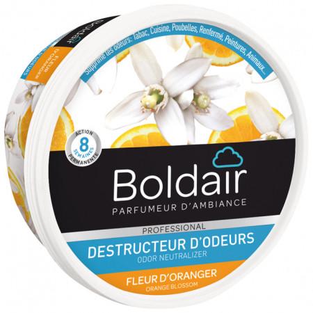 Gel destructeur d'odeur fleur d'oranger BOLDAIR