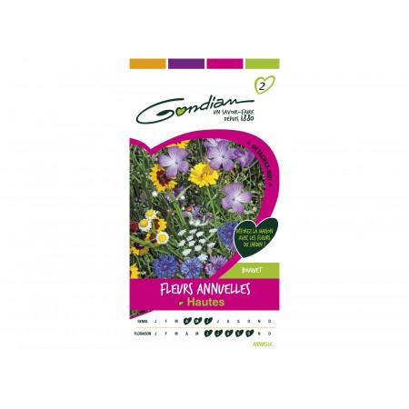 Graines de fleurs annuelles Hautes