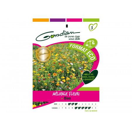 Graines de Jachère fleurie basse naturelle cp3