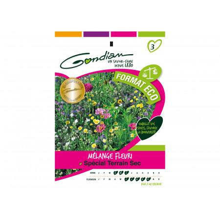 Graines de jachère fleurie spécial terrain sec