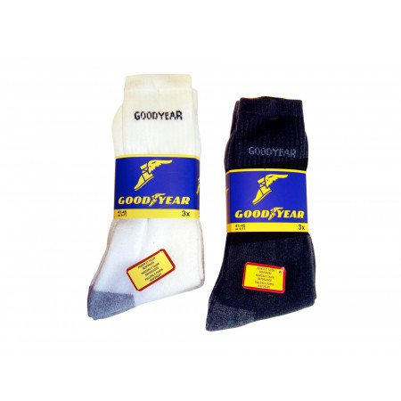 Chaussettes GOODYEAR x3
