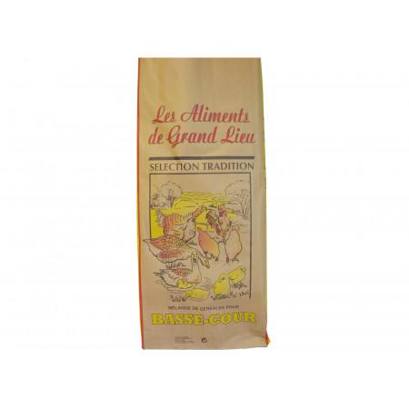 Graines Basse Cour Les Aliments de Grand Lieu 10kg