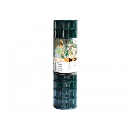 Grillage Jardi Brico vert 10x10 H1,20m L20m