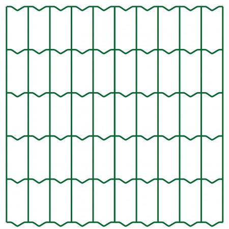 Grillage Jardi Brico vert 10x5 H1,80m L25m