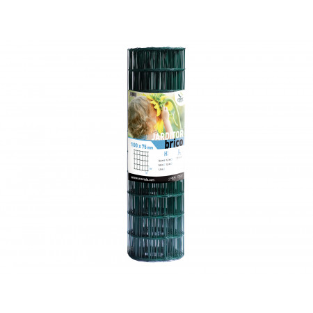 Grillage Jardi Brico vert 10x7,5 H1m L25m