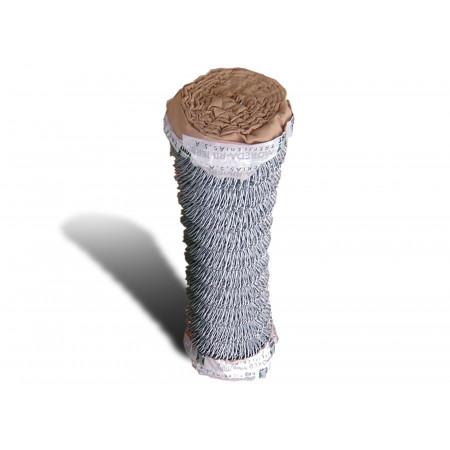 Grillage simple torsion galva H1m L25