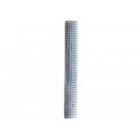 Grillage soudé galvanisé 13x13 H1m L5m