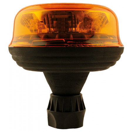 Gyrophare 8 LEDS tige flexible