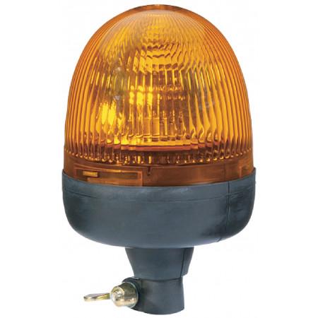Gyrophare à ampoule tige flexible