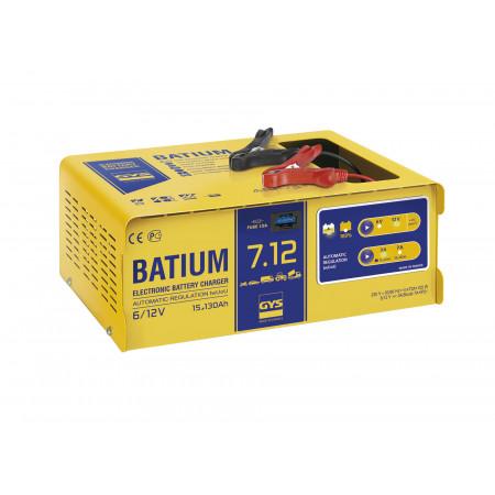 Chargeur de batterie GYS Batium 7.12