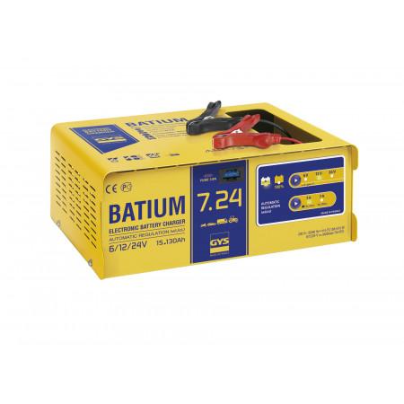 Chargeur de batterie GYS Batium 7.24
