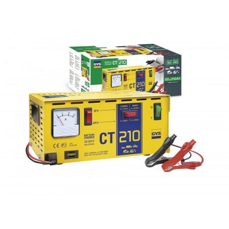 Chargeur de batterie GYS CT210