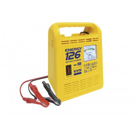 Chargeur de batterie GYS Energy 126