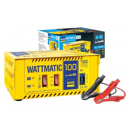 Chargeur de batterie GYS Wattmatic 100
