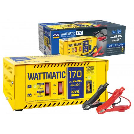 Chargeur de batterie GYS Wattmatic 170