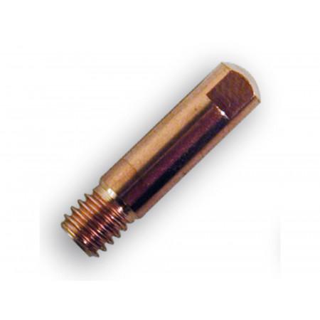 Tubes contacts Ø 0,6 M6 pour torche 150/250/300 A  x10