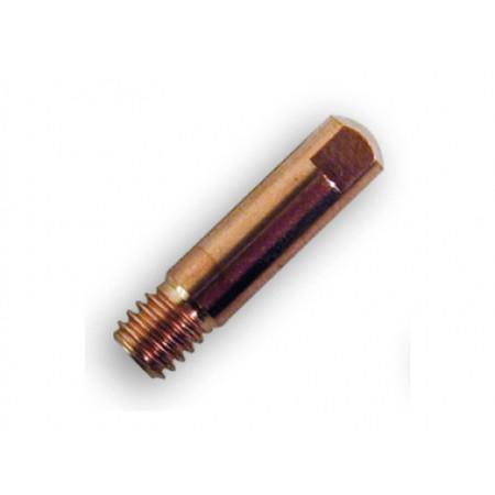 Tubes contacts Ø 1,2 M6 pour torche 150 A x10