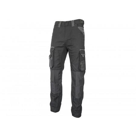Pantalon de travail Brut HOSTEN noir/gris