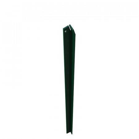 Jambe de force T vert 2,00m