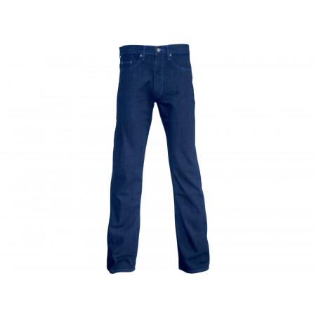 Jean Dark Bleu Stretch à zip