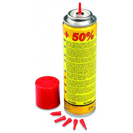 Cartouche de gaz briquets et soudure 90 g