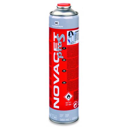 Cartouche de gaz NOVACET 230 g avec mousse