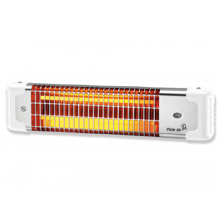 Radiant infrarouge réglette 1200W