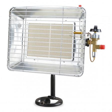 Radiateur brasero pro infrarouge piezo 4,2KW
