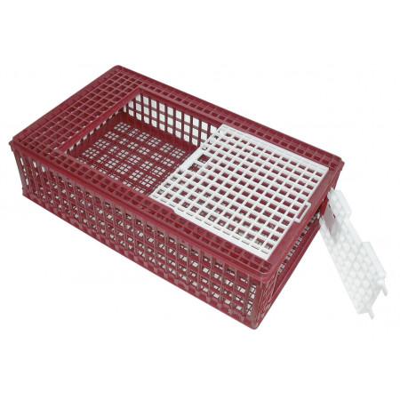Cage de transport de volailles
