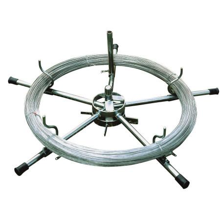 Dérouleur de bobine fil acier High Tensile