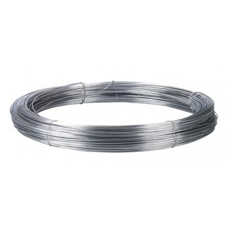 Fil de clôture galvanisé métallique Ø1,8mm 250m