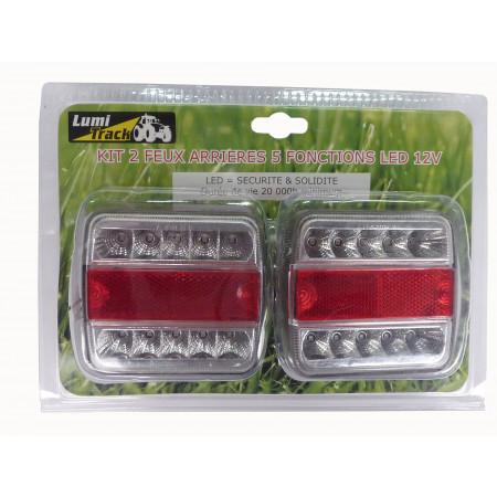 Kit feu arrière à LED