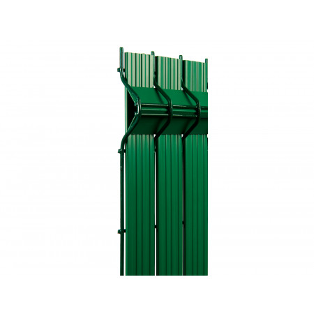 Kit occultant panneau vert H 1,70m