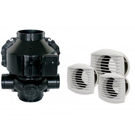Kit VMC simple flux standard AIR AXIAL