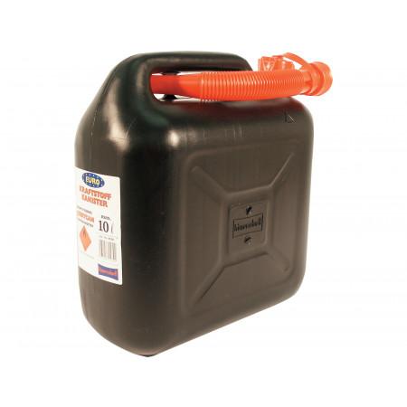 Jerrican à carburant PVC 10L