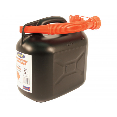 Jerrican à carburant PVC 5L