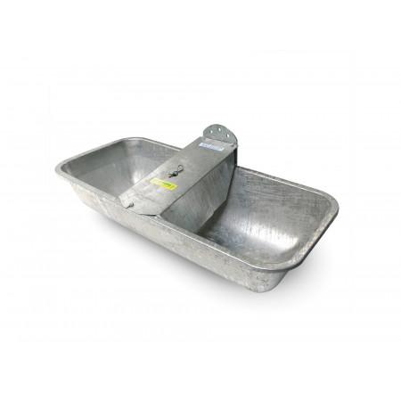 Abreuvoir double pour tonne à eau GALVALAC 65T